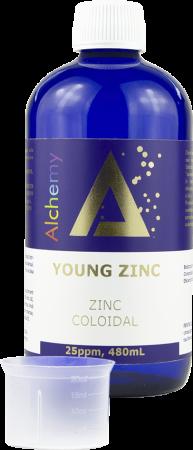 Zinc coloidal
